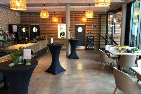 P23 Park Cafe als VA Raum