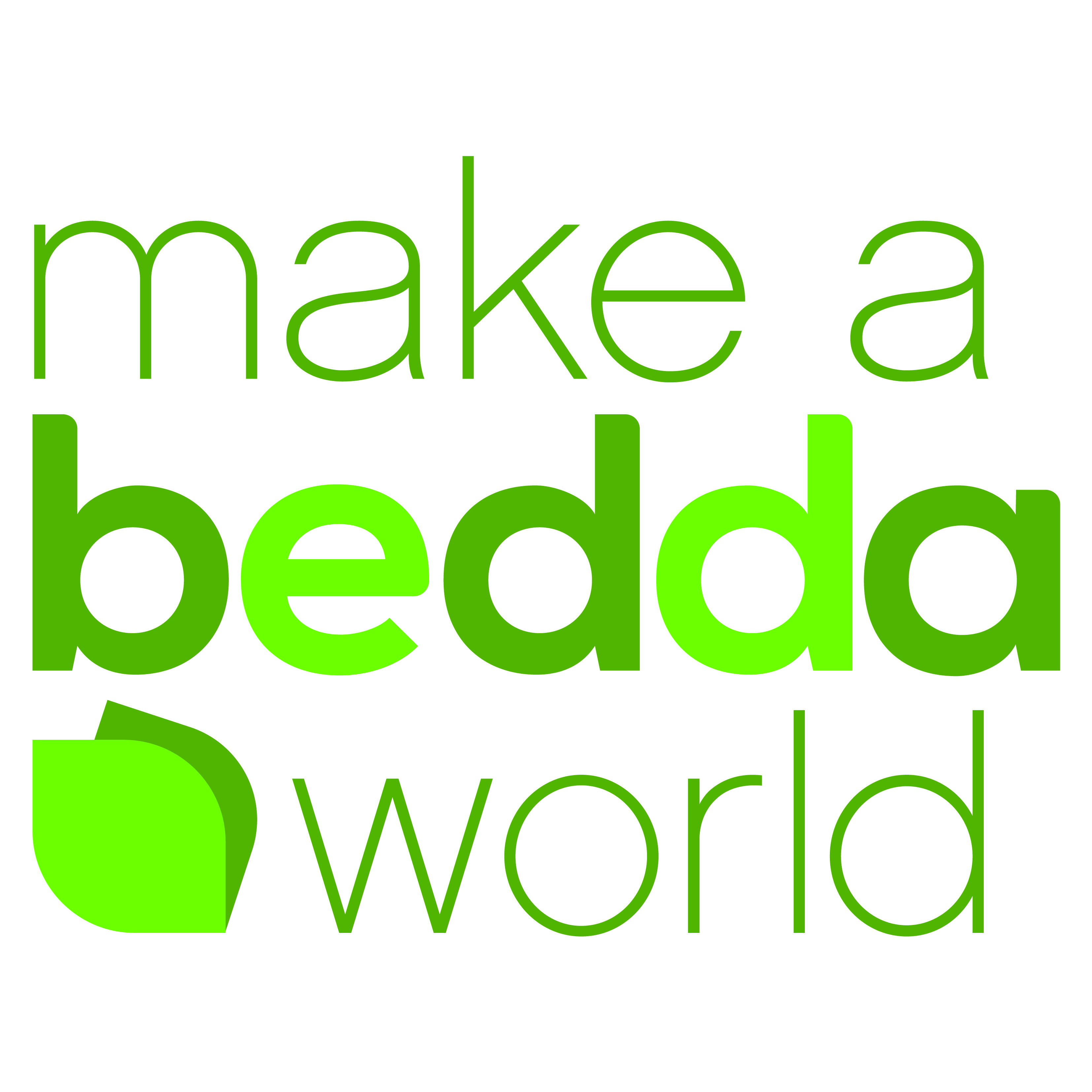 Sponsor Logo Big Foot - make a bedda world